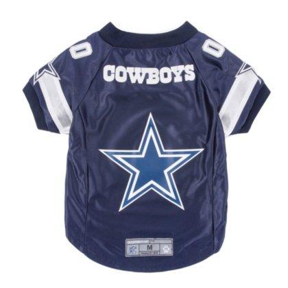 Littlearth NFL Dallas Cowboys Premium Pet Jersey Xtra Large