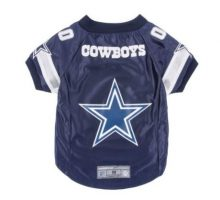 Littlearth NFL Dallas Cowboys Premium Pet Jersey Xtra Large