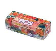 BOS Amazing Odor Sealing Disposable Bags for Diapers Pet Waste or Any Sanitary Product Disposal Durable and Unscented