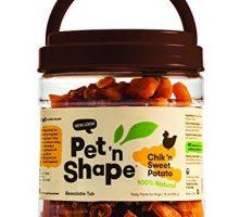 Pet 'n Shape Chik 'n Sweet Potato Dog Treats
