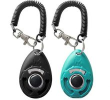Pet Training Clicker with Wrist Strap  Dog Training Clickers