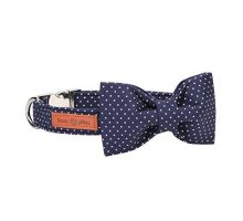 Lionet Paws Dog and Cat Collar with BowtieSoft and ComfortableAdjustable Collar