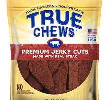 True Chews Premium Jerky Cuts Made with Real Steak 20 oz