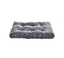 AmazonBasics Pet Dog Bed Pad  23 x 18 x 25 Inch Grey Swirl