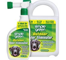 SIMPLE GREEN Outdoor Odor Eliminator for Pets Dogs Ideal for Artificial Grass & Patio