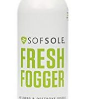 Sof Sole Fresh Fogger Shoe Gym Bag and Locker Deodorizer Spray 3ounce