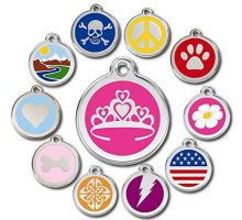 Love Your Pets Deluxe Deep Engraved Stainless Steel Designer Pet ID Tags  DurableEngraving Will Last  120 Design Choices of Pet Tags Dog Tags Cat Tags Most Ship Next Day