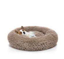 MIXJOY Orthopedic Dog Bed Comfortable Donut Cuddler Round Dog Bed Ultra Soft Washable Dog and Cat Cushion Bed
