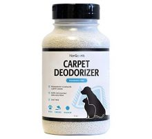 NonScents Carpet Odor Eliminator  Pet and Dog Carpet Deodorizer  Outperforms Baking Soda