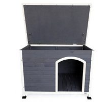 A4Pet Large Dog House for Outdoor Use