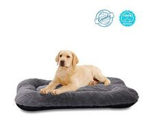 ANWA Dog Bed Medium Size Dogs Washable Dog Crate Bed Cushion Dog Crate Pad Medium Dogs 30 INCH