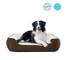 ANWA Washable Dog Bed Medium Dogs Dog Bed Medium Size Dogs Durable Pet Bed Medium Dogs