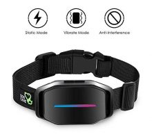 Dog Bark Collar  Effective Bark Collar for Dogs Sound Vibration & Automatic 7 Levels Shock Modes Training Collar w LED Indicator Easy to Use Dog Shock Collars