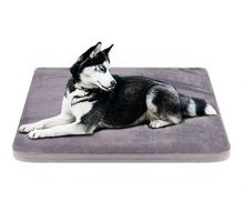 JoicyCo Dog Bed Medium Crate Pad Dog Mat Mattress Pet Beds Foam Cushion with Washable Cover AntiSlip 3150″