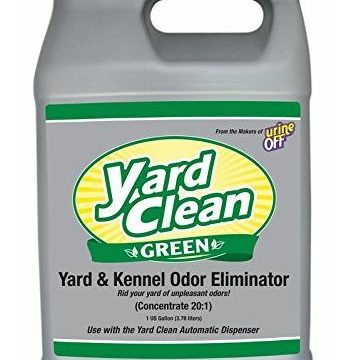 Urine Off BU1029 201 Concentrate 1 Gallon Clean Green(TM) Yard and Kenner Odor Eliminator