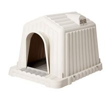 AmazonBasics Pet House Indoor   Outdoor Large