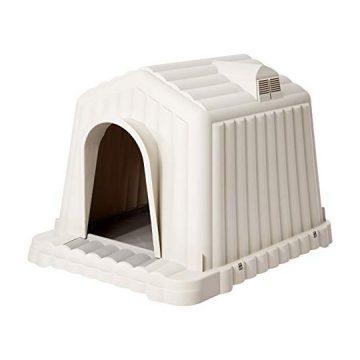 AmazonBasics Pet House Indoor   Outdoor Large