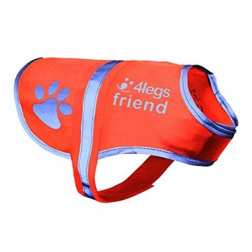 XL Safety Reflective Dog Vest
