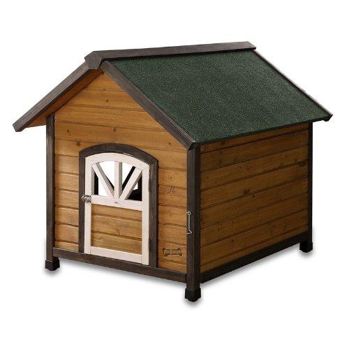 Pet Squeak Doggy Den Dog House Large