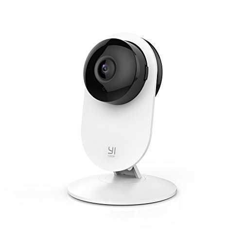 YI 1080p Home Camera Indoor 24G IP Security Surveillance System with Night Vision for Home Office Baby Nanny Pet Monitor with iOS Android App  Cloud Service Available